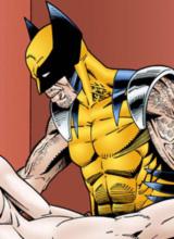 Wolverine fucks Rogue