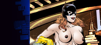 Naked Gotham Girls